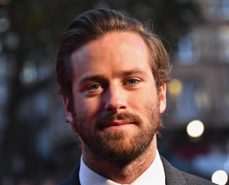 Armie Hammer 'Free Fire' - Closing Night Gala - 60th BFI London Film Festival