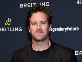 "Armie Hammer Breitling ""#LEGENDARYFUTURE"" Roadshow 2018 New York"
