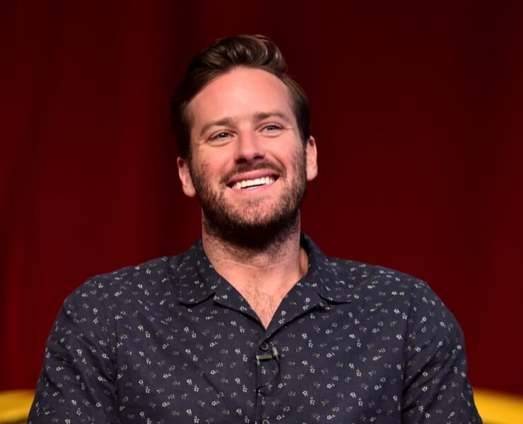 """Armie Hammer """"Cars 3"""" Press Conference"""