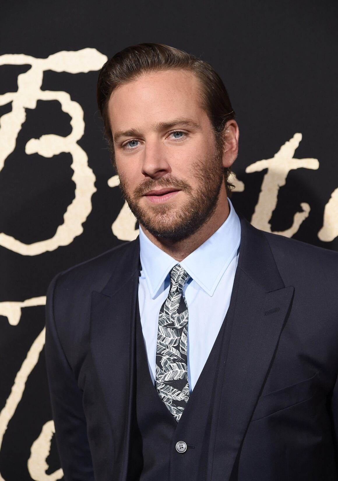 """Armie Hammer Premiere Of Fox Searchlight Pictures' """"The Birth Of A Nation"""" - Arrivals"""