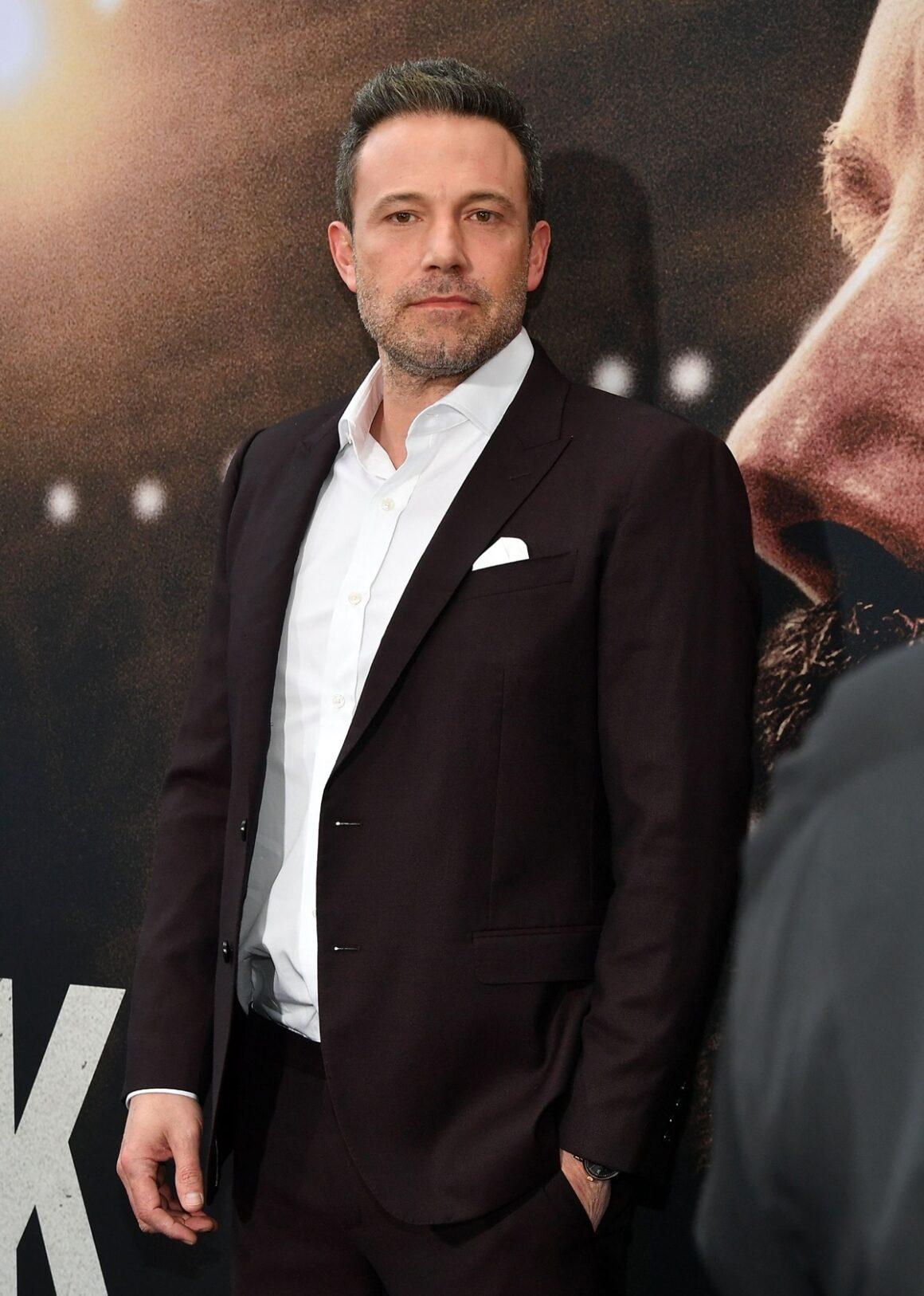 "Ben Affleck Premiere Of Warner Bros Pictures' "" The Way Back"" - Arrivals"