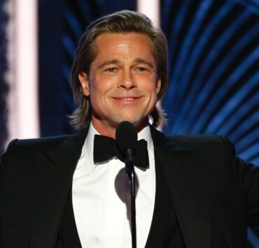 "Brad Pitt NBC's ""77th Annual Golden Globe Awards"" - Show"