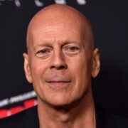 "Bruce Willis Premiere Of Dimension Films' ""Sin City: A Dame To Kill For"" - Arrivals"