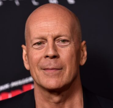 """Bruce Willis Premiere Of Dimension Films' """"Sin City: A Dame To Kill For"""" - Arrivals"""