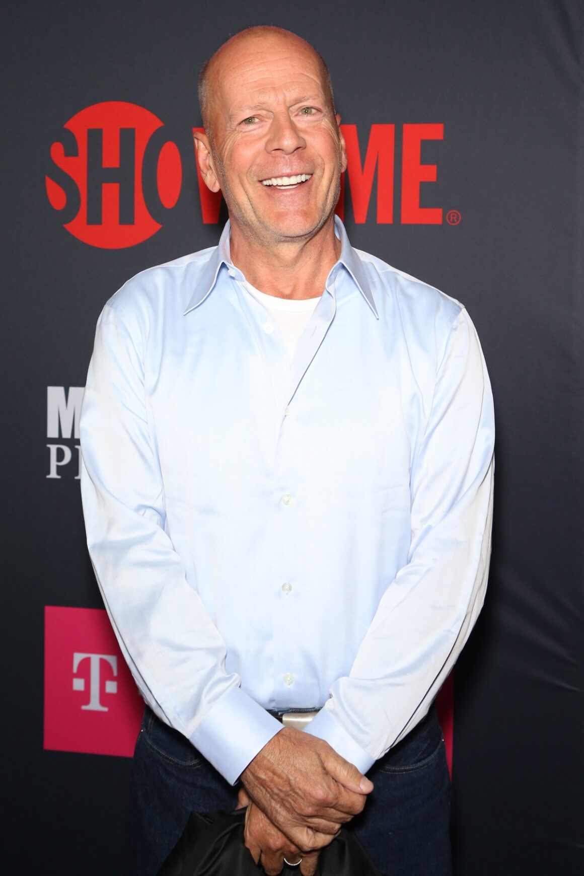"""Bruce Willis """"SHOWTIME, WME