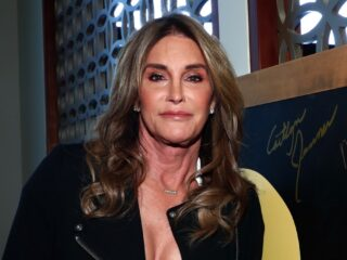 Caitlyn Jenner Life is Good at GOLD MEETS GOLDEN Event in Los Angeles