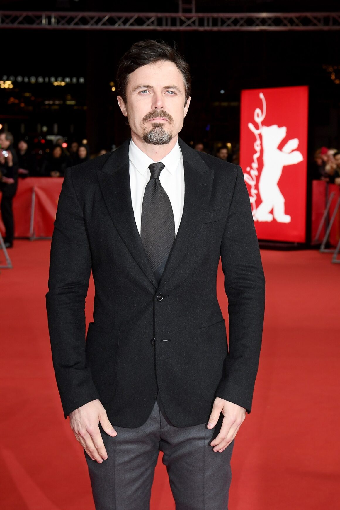 "Casey Affleck ""Light Of My Life"" Premiere - 69th Berlinale International Film Festival"