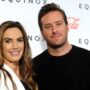 Armie Hammer Gold Meets Golden - Arrivals