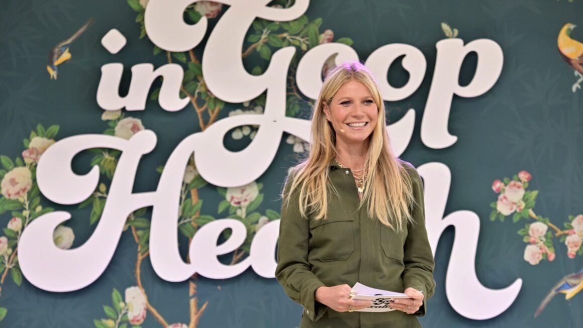 Gwyneth Paltrow In goop Health Summit Los Angeles 2019