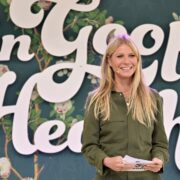 Gwyneth Paltrow In goop Health Summit Los Angeles 2019