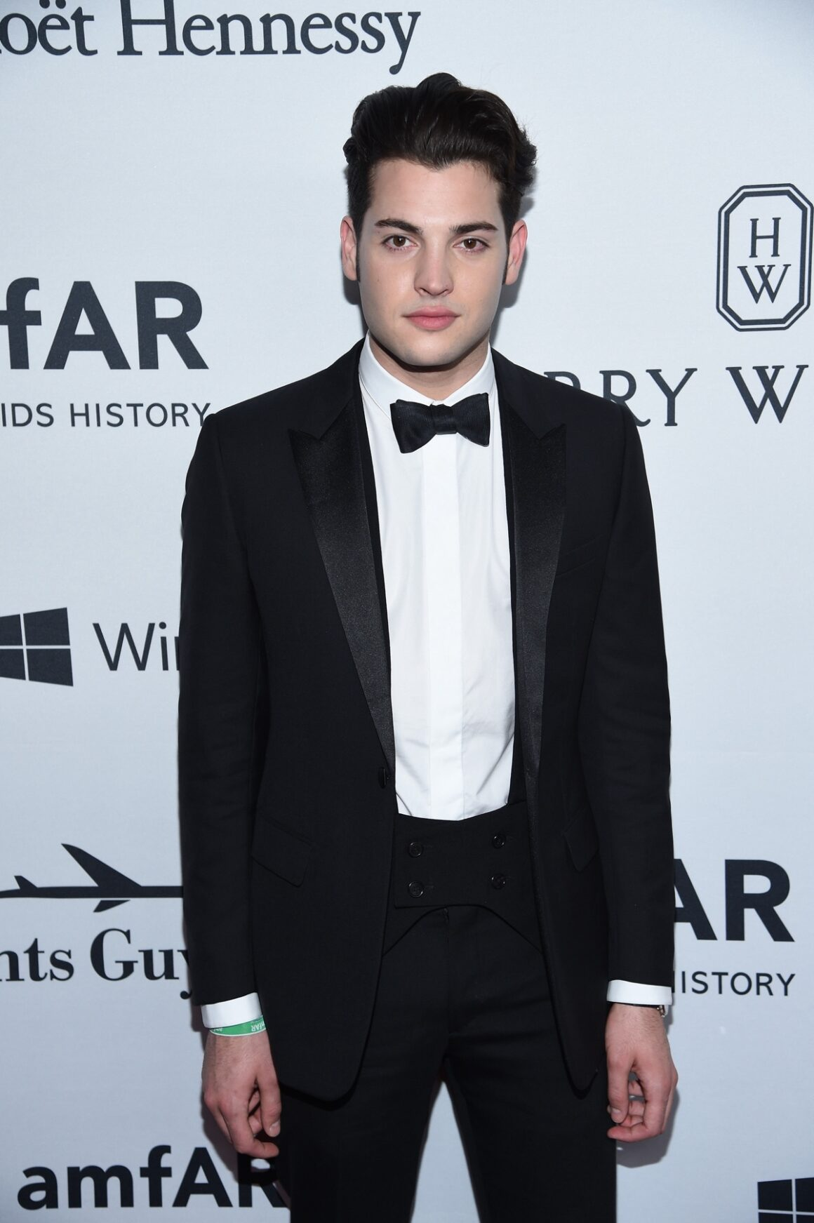 Harry Brant 7th Annual amfAR Inspiration Gala New York - Arrivals