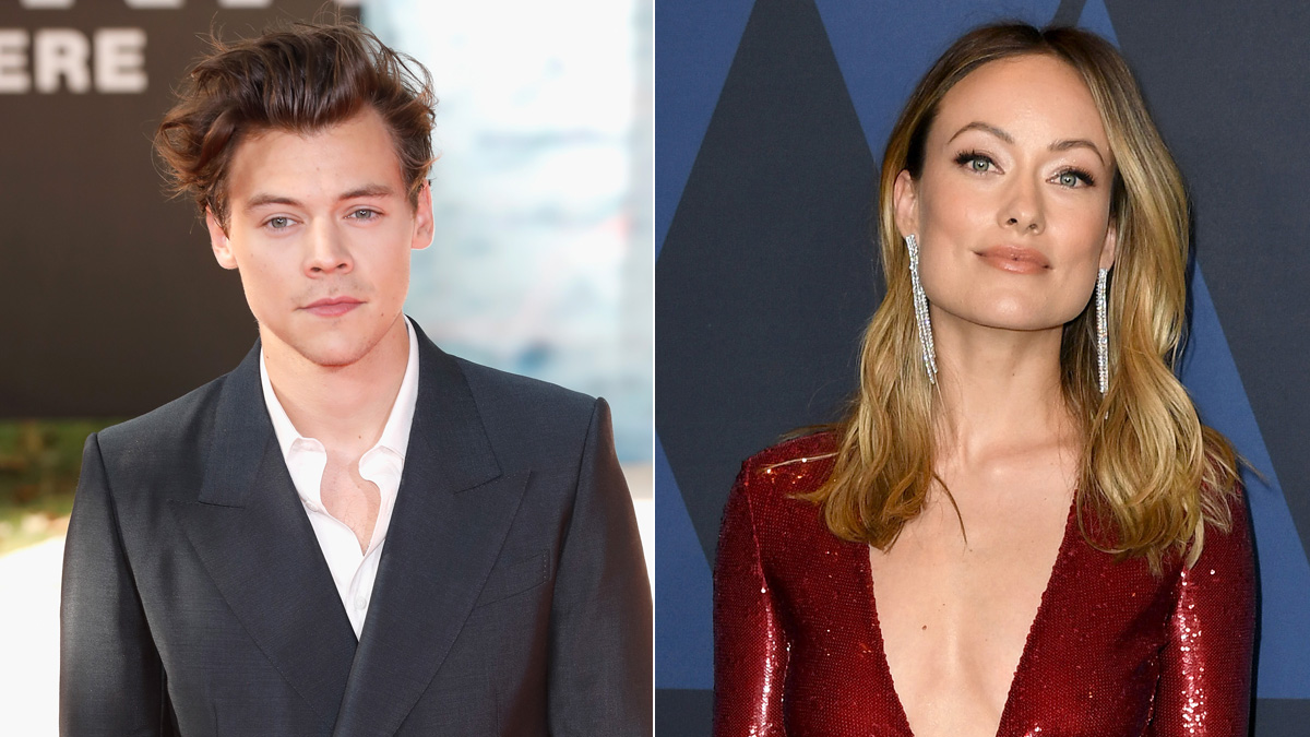 Harry Styles' romance with Olivia Wilde moved 'quickly'