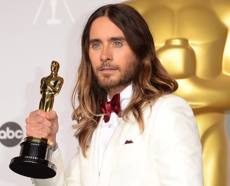Jared Leto 86th Annual Academy Awards - Press Room