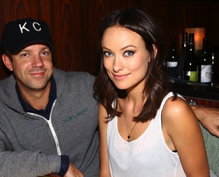 "Olivia Wilde and Jason Sudeikis Glamour Presents ""These Girls"" at Joe's Pub - Show"