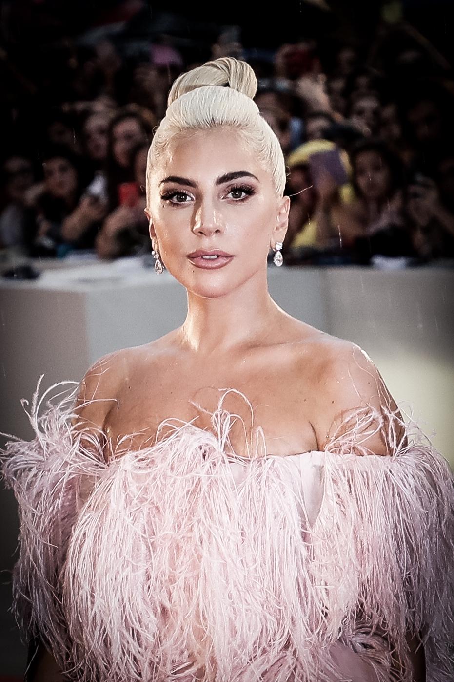 Lady Gaga 75th Venice Film Festival