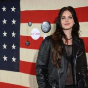 "Lana Del Rey Nylon Magazine Celebrates ""America The Issue"" With Lana Del Rey And Marvin Scott-Jarrett"