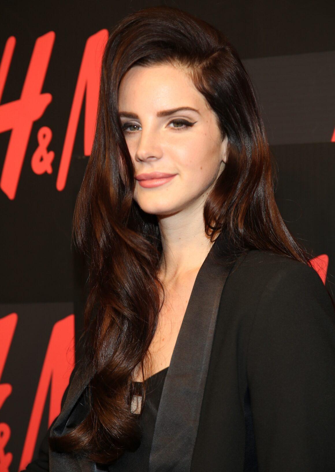 Lana Del Rey H&M Hosts Private Concert With Lana Del Rey - Arrivals