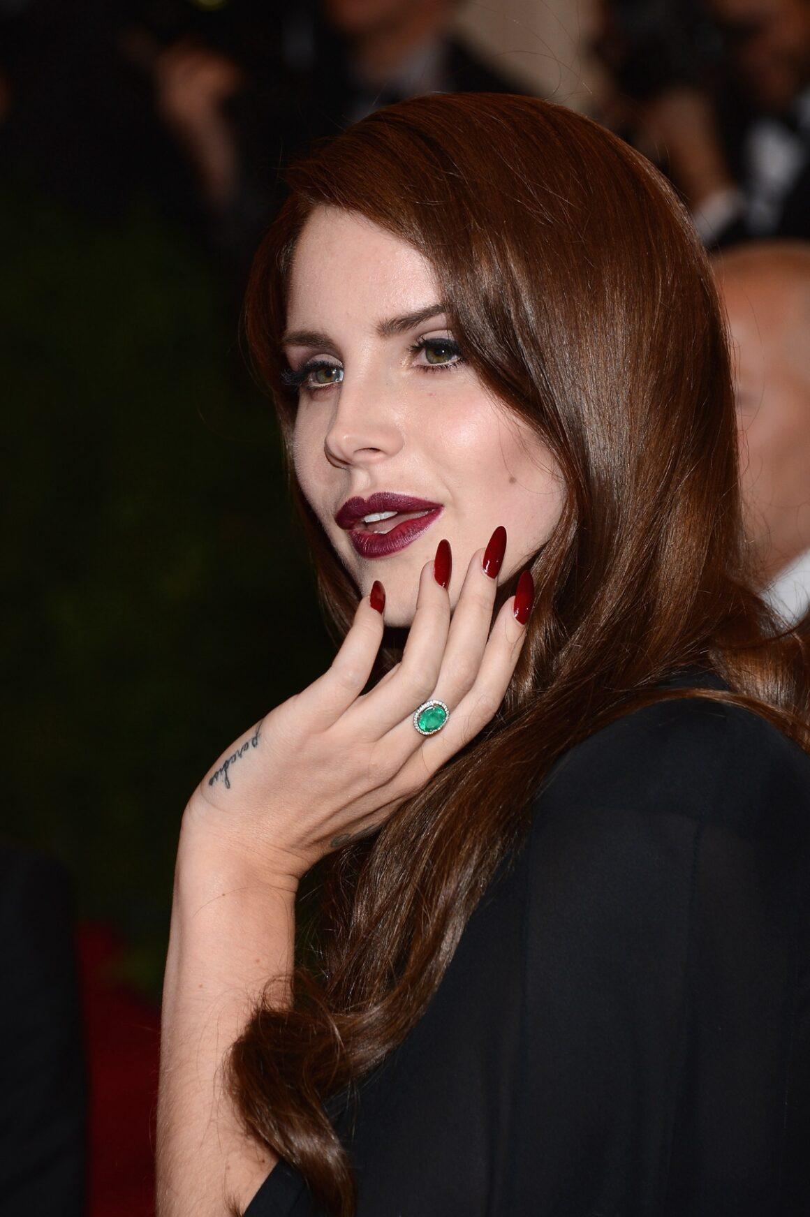 """Lana Del Rey """"Schiaparelli And Prada: Impossible Conversations"""" Costume Institute Gala"""