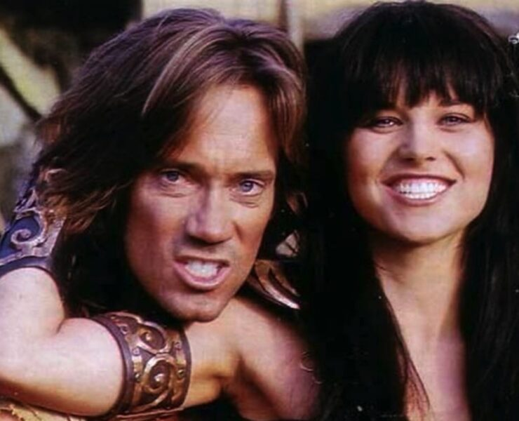 Lucy Lawless smacks down Kevin Sorbo