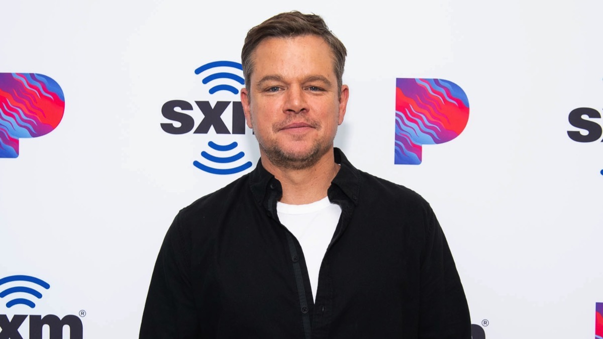 Matt Damon Reportedly Joins Cast of Thor: Love and Thunder