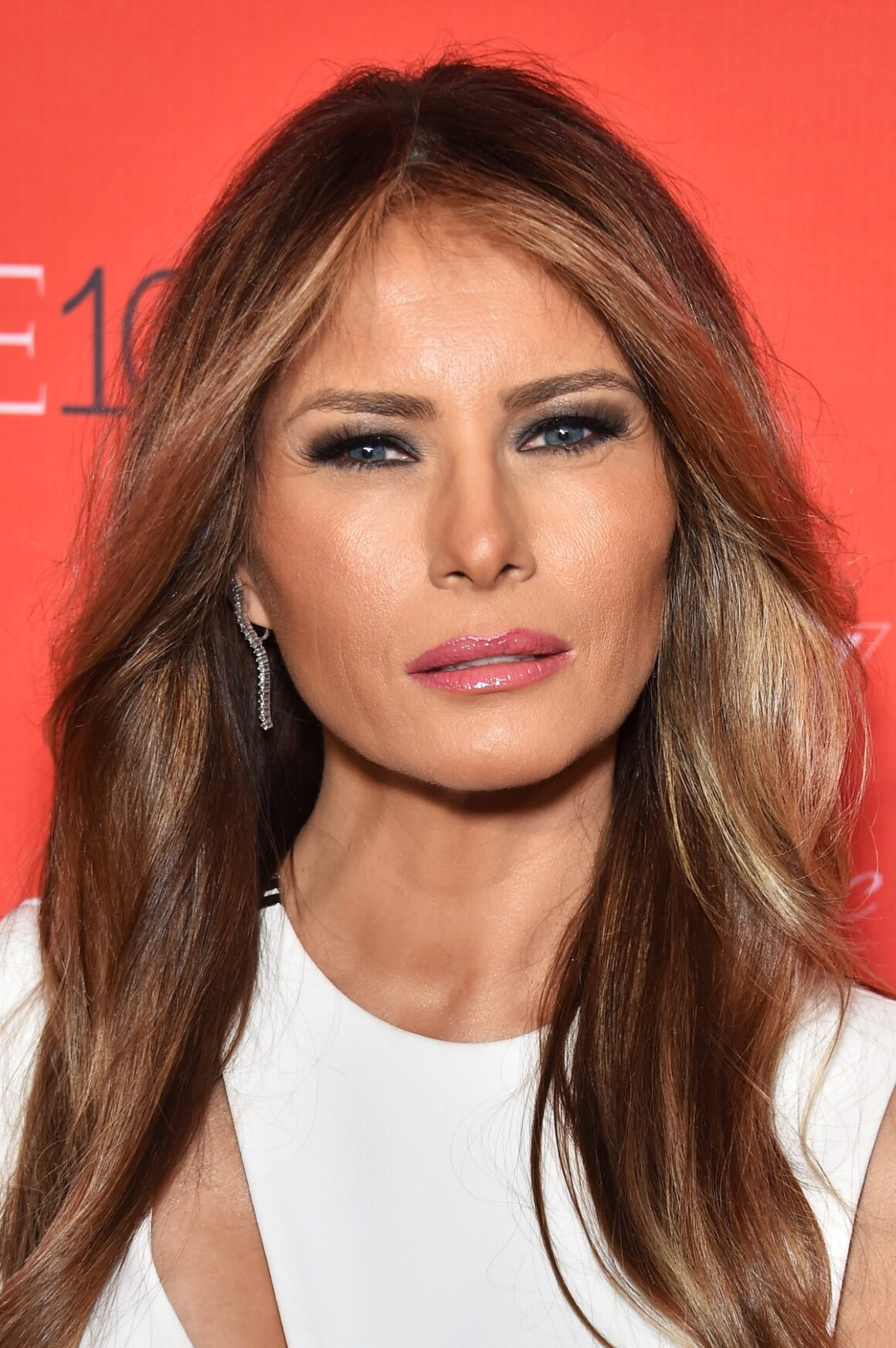Melania Trump 2016 Time 100 Gala, Time's Most Influential People In The World - Red Carpet