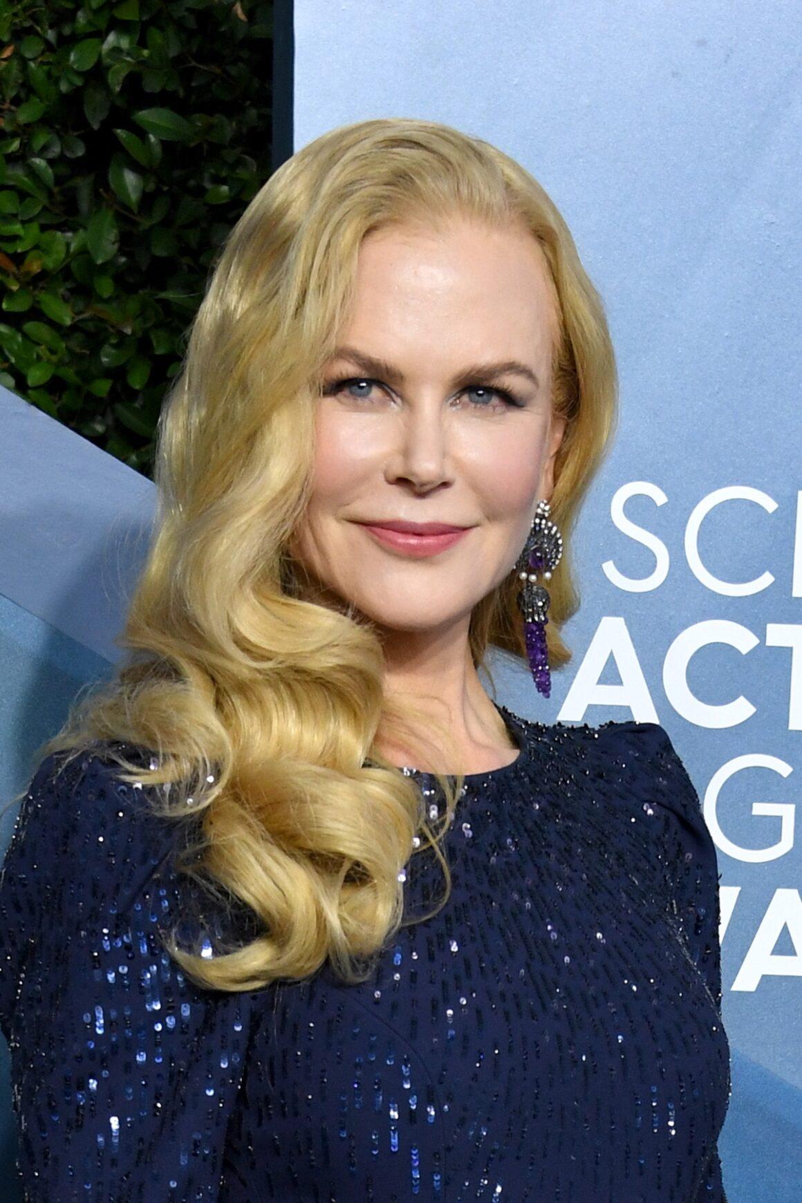 Nicole Kidman 26th Annual Screen ActorsGuild Awards - Arrivals