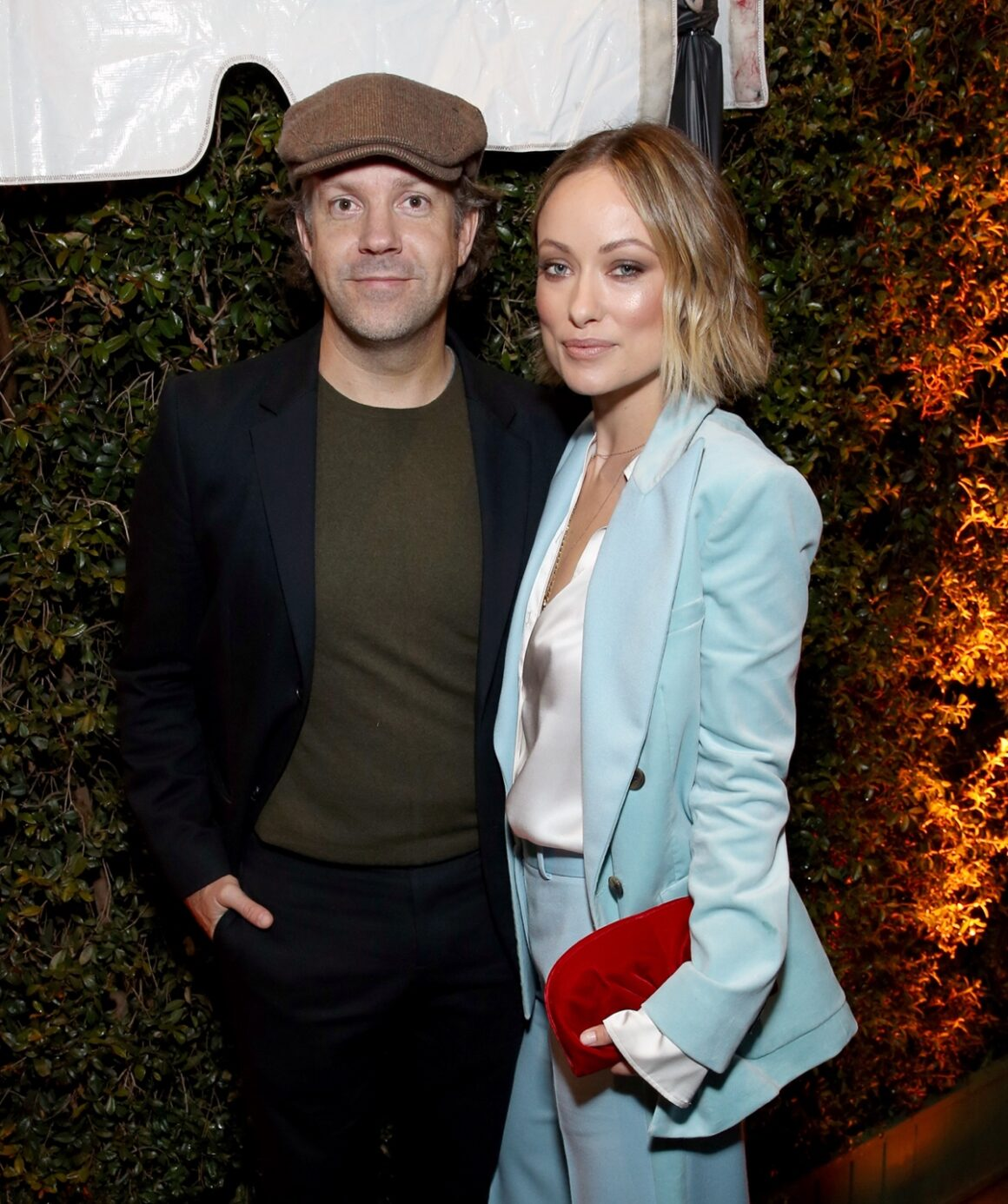 Olivia Wilde and Jason Sudeikis 11th Annual Celebration Of The 2018 Female Oscar Nominees Presented By Women In Film- Inside