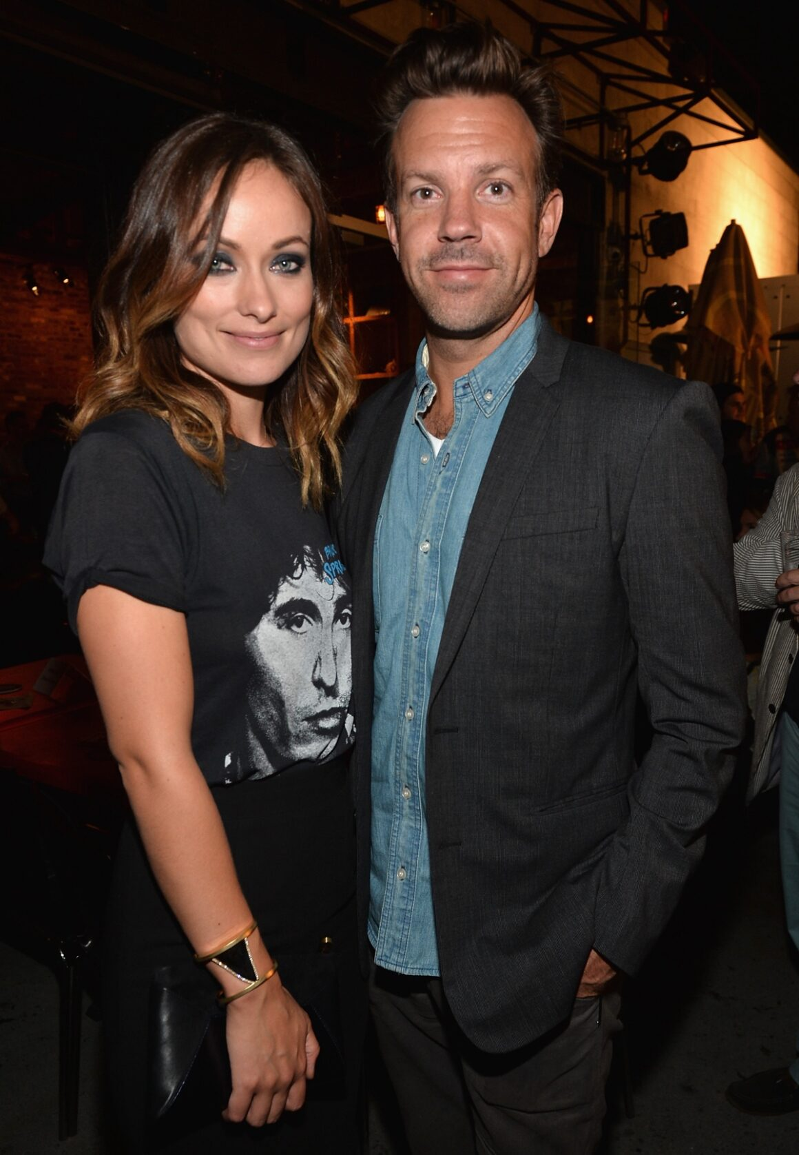 """Olivia Wilde and Jason Sudeikis Screening Of Magnolia Pictures' """"Drinking Buddies"""" - After Party"""