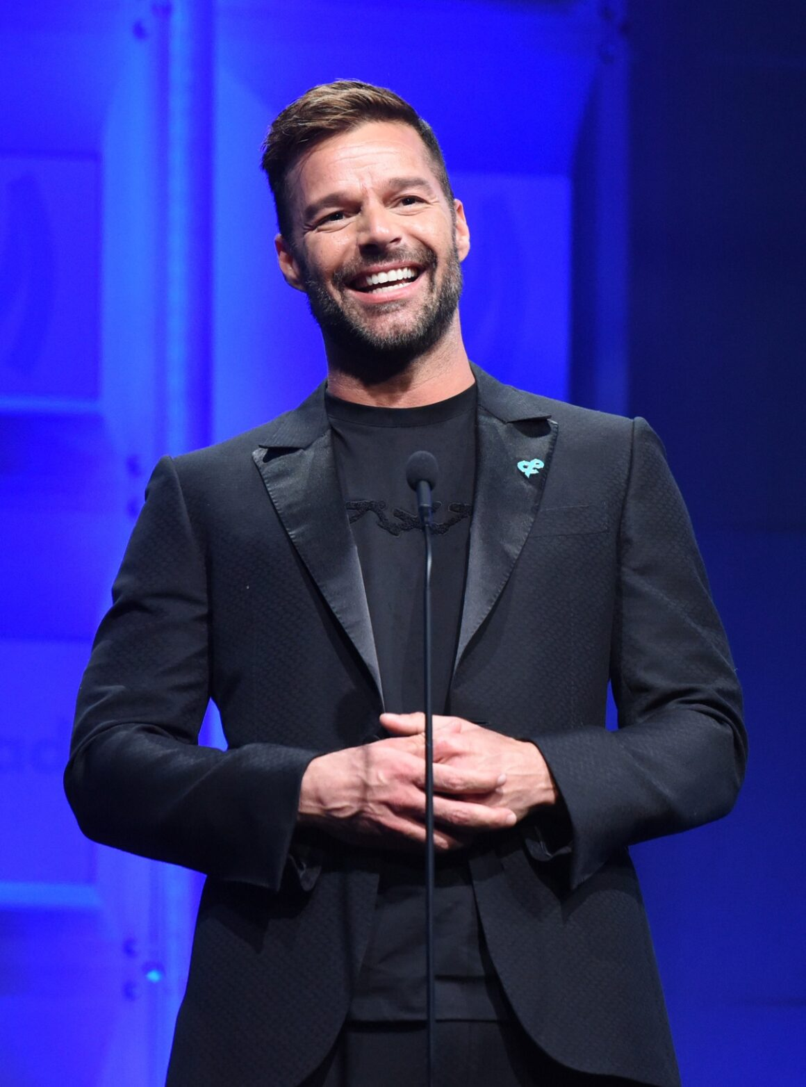 Ricky Martin 29th Annual GLAAD Media Awards Los Angeles - Dinner and Show