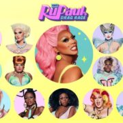 RuPauls Drag Race Season 13 cast