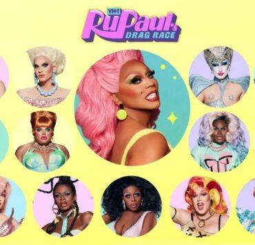RuPauls Drag Race Season 13 cast