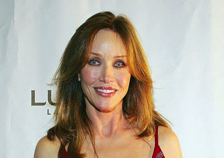 "Tanya Roberts Opening Night Of ""Hairspray"" At The Luxor - Arrivals"