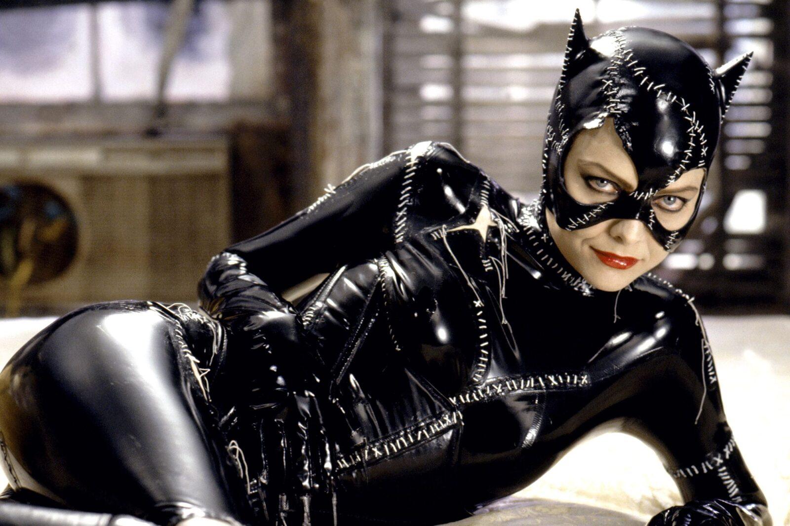 Michelle Pfeiffer Catwoman Batman Returns
