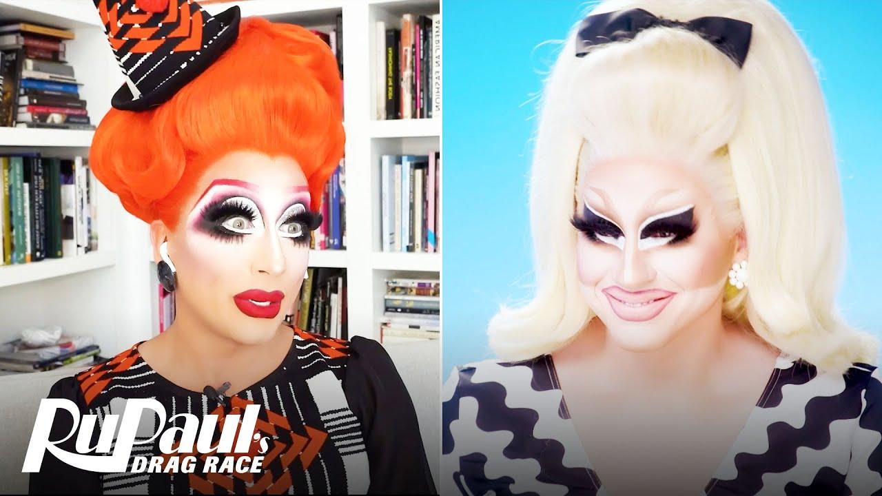 Bianca Del Rio and Trixie Mattel