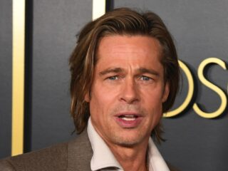Brad Pitt 92nd Oscars Nominees Luncheon - Arrivals