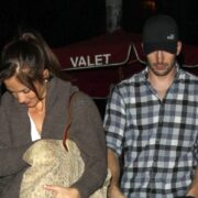 Minka Kelly & Chris Evans Enjoy A Sushi Dinner Date