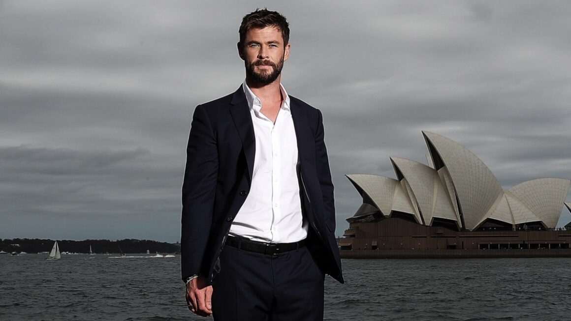 Chris Hemsworth Thor: Ragnarok Sydney Photo Call