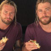 Chris Hemsworth's body double