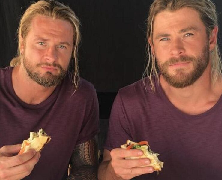 Chris Hemsworth's body double