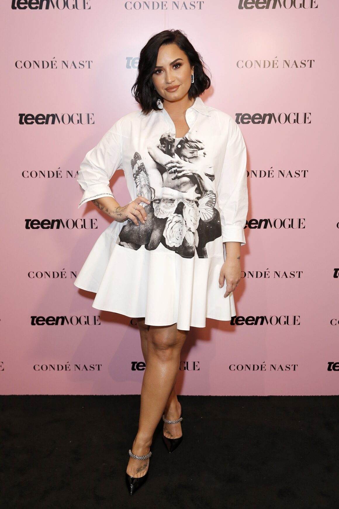 Demi Lovato The Teen Vogue Summit 2019: Arrivals