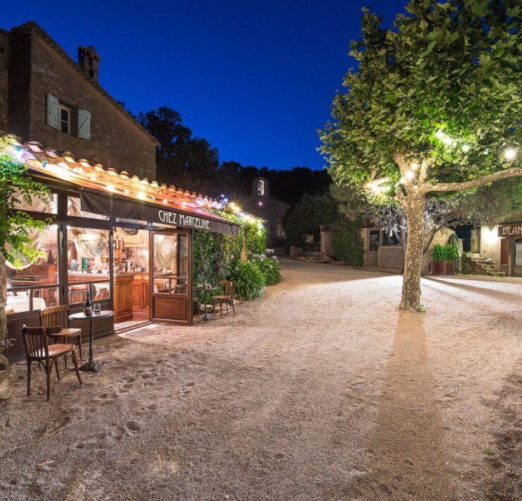 Johnny Depp's French Village