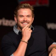 Kellan Lutz 2018 New York Comic Con - Day 4