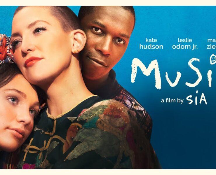 Sia's film Music