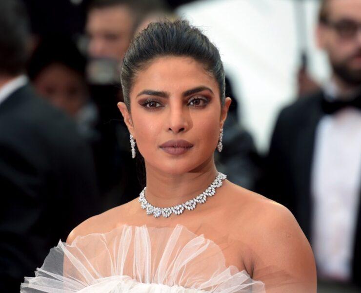 """Priyanka Chopra """"Les Plus Belles Annees D'Une Vie"""" Red Carpet - The 72nd Annual Cannes Film Festival"""