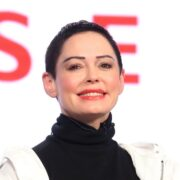 Rose McGowan 2018 Winter TCA Tour - Day 6
