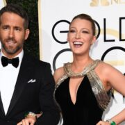 Ryan Reynolds and Blake Lively74th Annual Golden Globe Awards - Arrivals