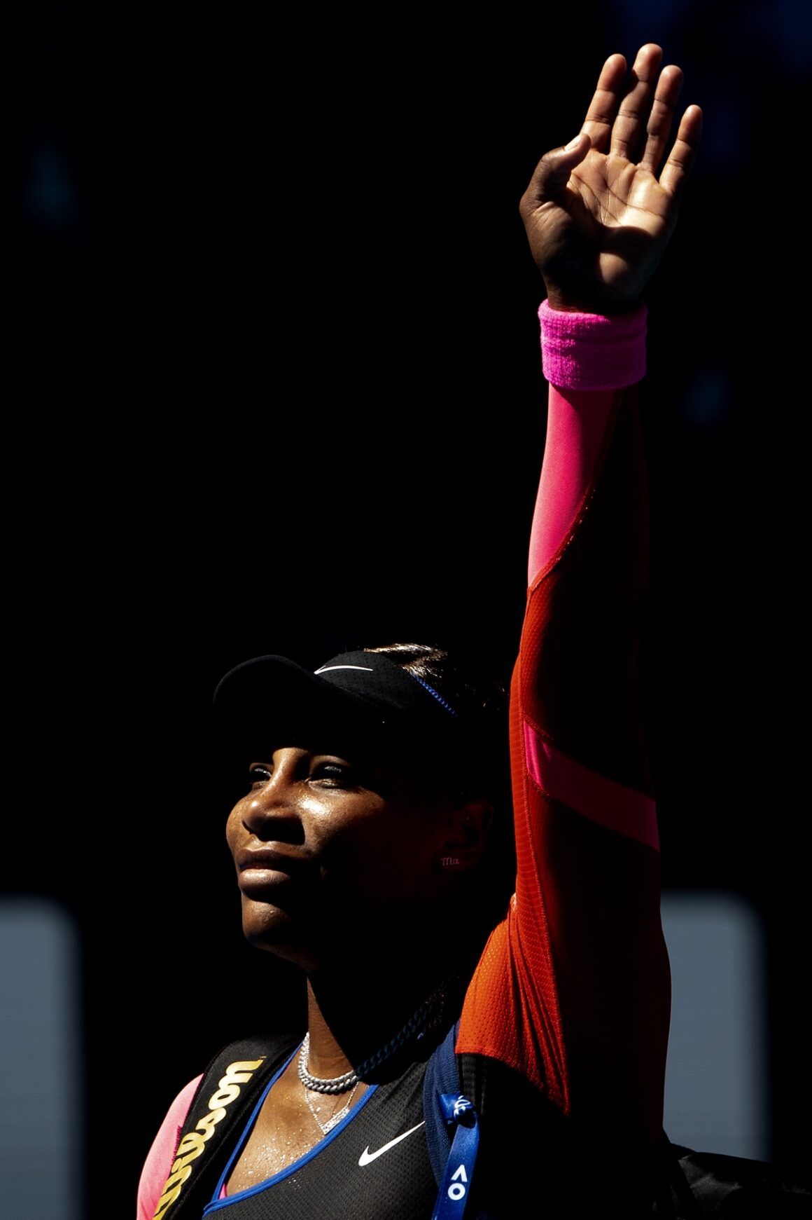 Serena Williams 2021 Australian Open: Day 11