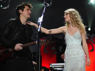 John Mayer and Taylor Swift Z100's Jingle Ball 2009 - Show
