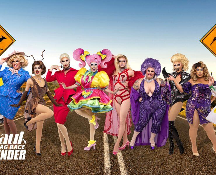 RuPaul's Drag Race Down UnderCR: World of Wonder