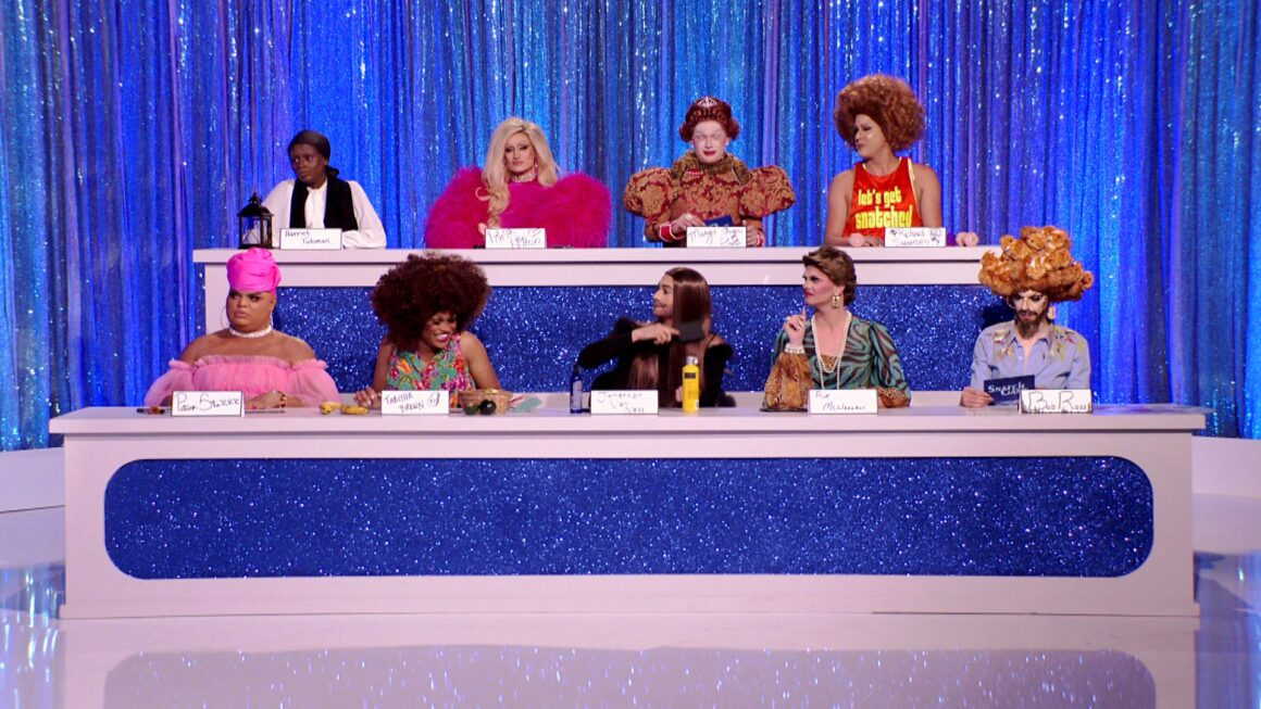 RuPauls Drag Race Season 13 Snatch Game